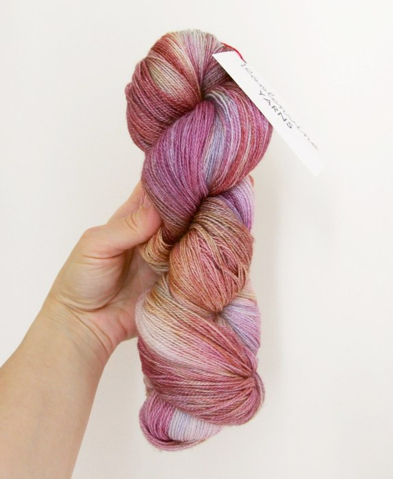 Voolenvine Yarns Faerie Hair in Luft Lace