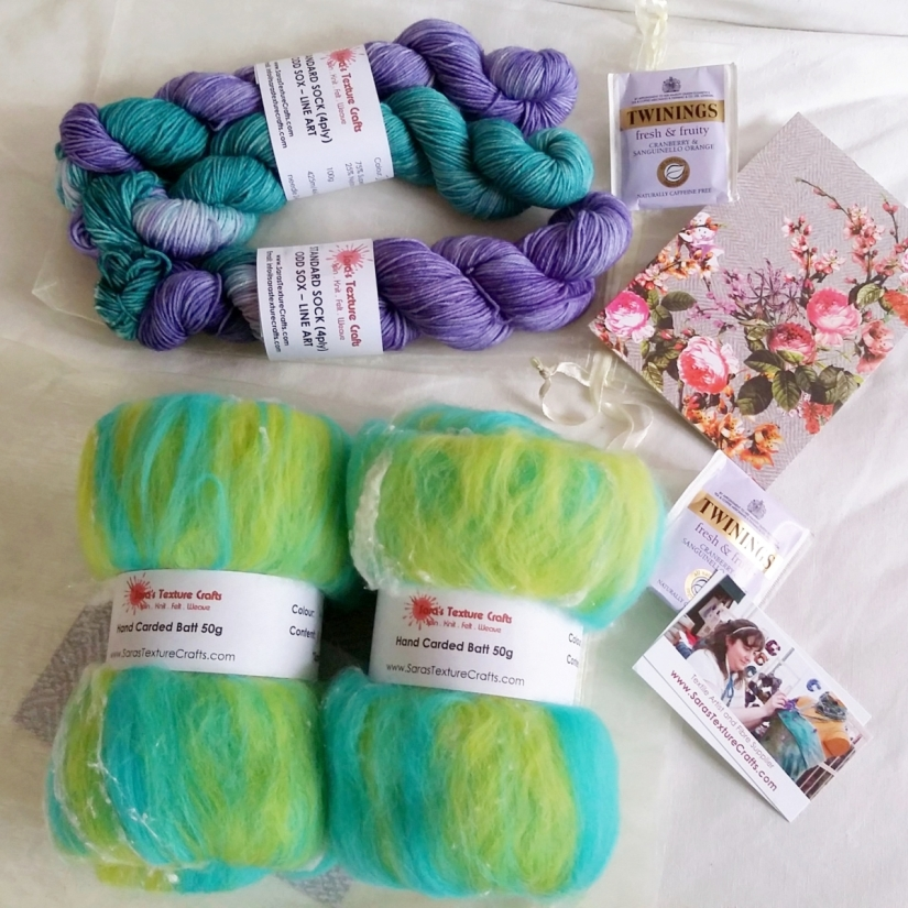 SarasTextureCrafts Package