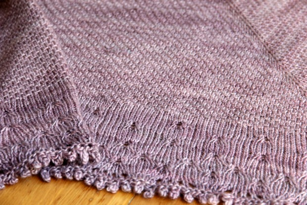 Windswept Shawl